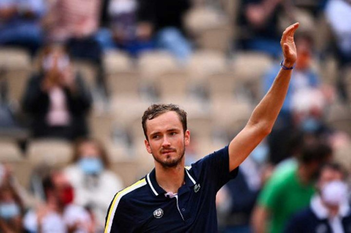 Tenis: Medvedev Melaju ke Babak 16 Besar Prancis Terbuka