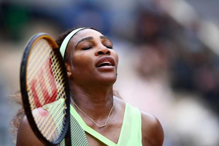 Prancis Terbuka: Serena Williams Belum Terbendung