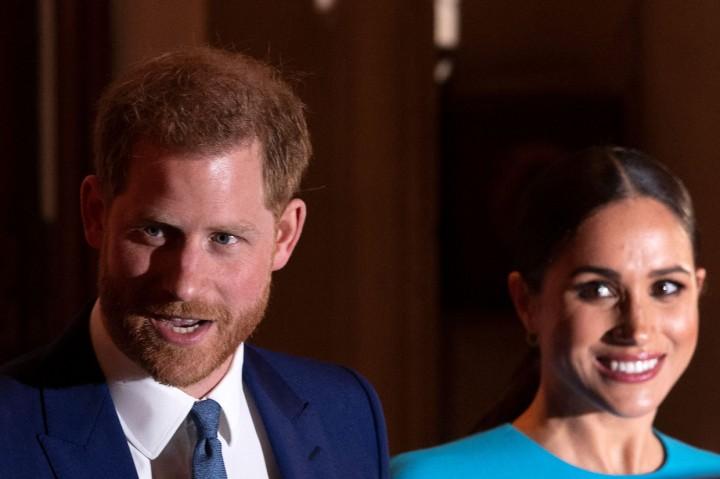 Pangeran Harry dan Meghan Markle Umumkan Kelahiran Anak Kedua