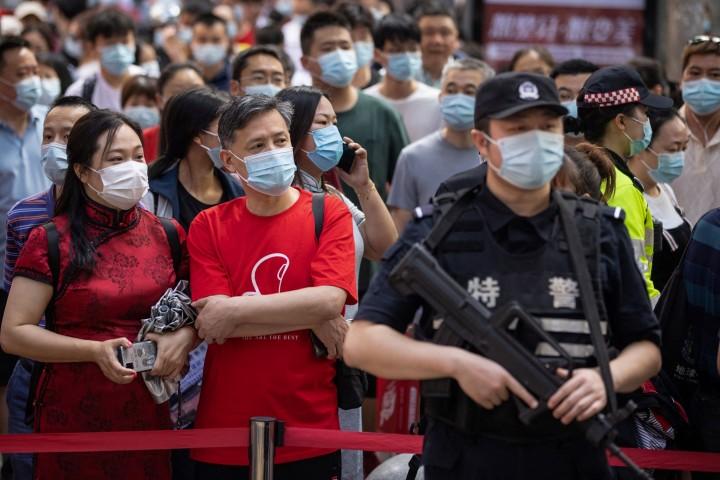 Antusiasme Siswa di Tiongkok Ikuti Ujian Gaokao