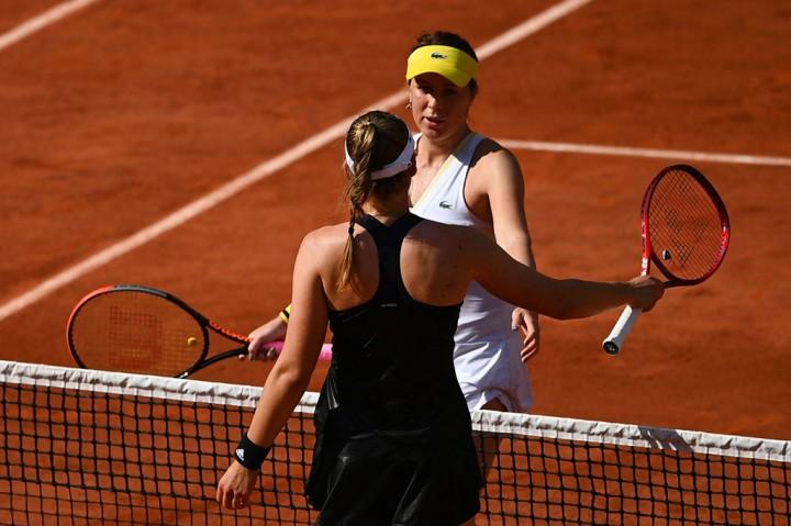 Prancis Terbuka: Pavlyuchenkova ke Semifinal Grand Slam Perdana