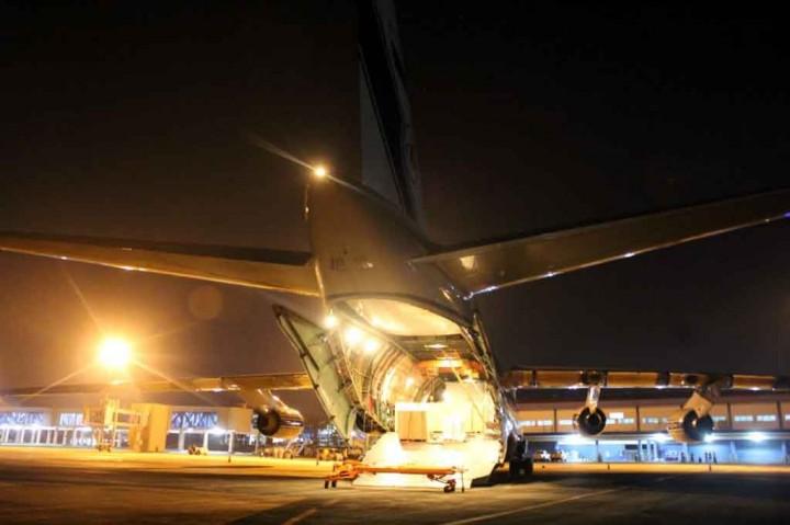 3 Berita Terpopuler Foto: Pesawat Antonov Mendarat di Bandara