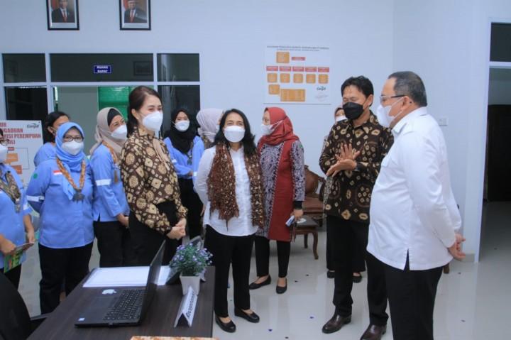 Muba Punya Rumah Perlindungan Pekerja Perempuan Pertama di