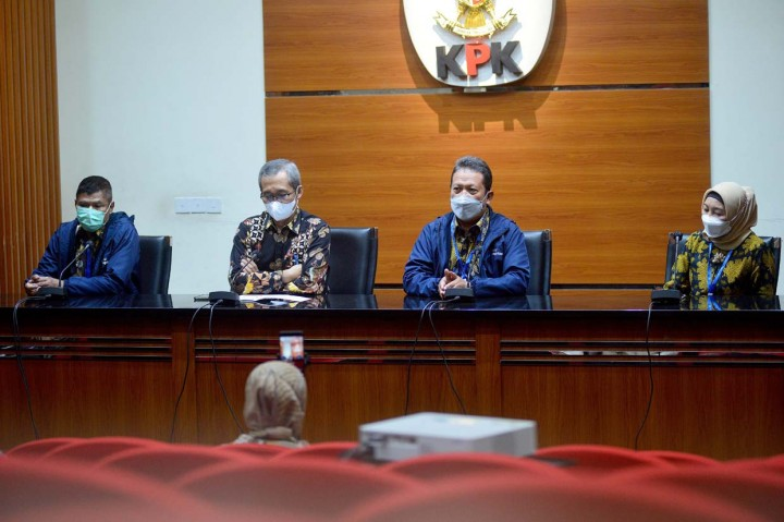 KPK Minta Istri Pejabat KKP Ingatkan Suami Tak Korupsi