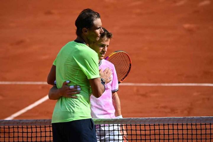 Tenis: Nadal Pijak Semifinal ke-14 di Roland Garros