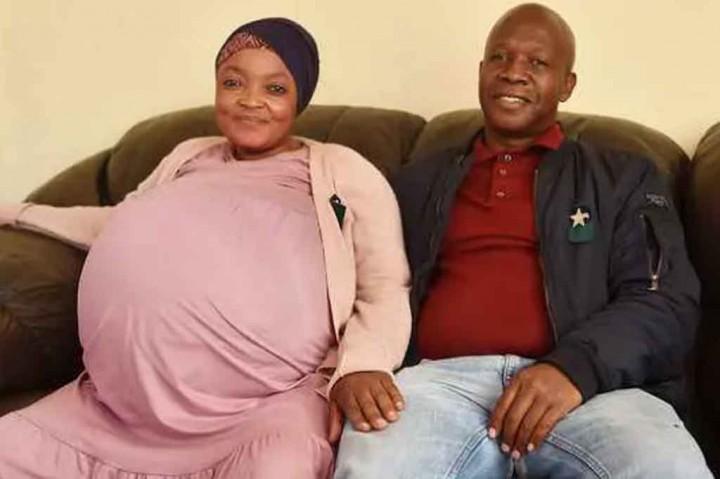 Rekor Dunia! Perempuan Afrika Selatan Lahirkan 10 Bayi Kembar
