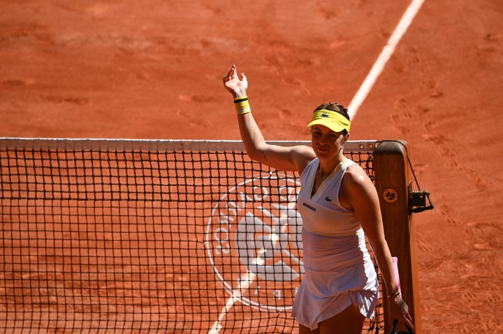 Prancis Terbuka 2021: Anastasia Pavlyuchenkova Cicipi Final