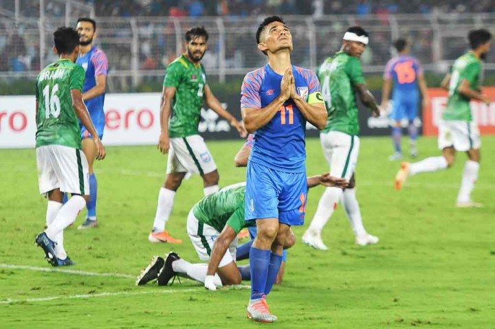 3 Berita Terpopuler Foto: Striker India Lewati Jumlah Gol Messi