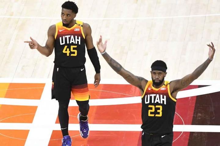Donovan Mitchell Bawa Jazz Ungguli Clippers 2-0