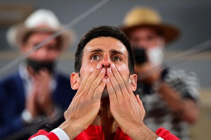 Taklukkan Nadal, Djokovic ke Final Prancis Terbuka 2021