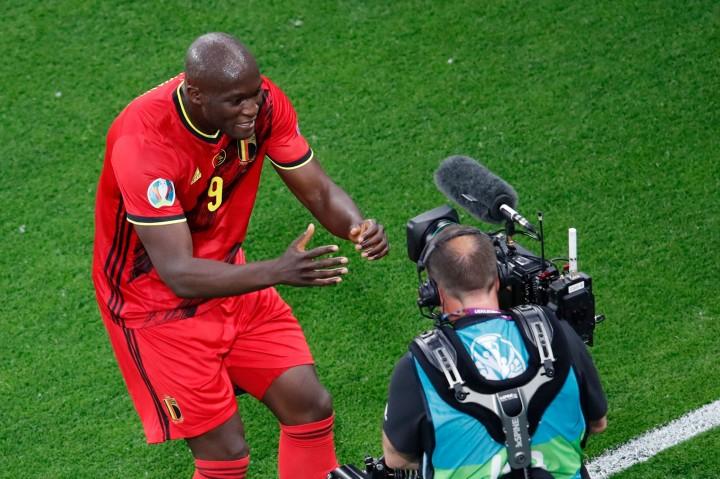 Euro 2020: Belgia Tekuk Rusia 3-0, Lukaku Persembahkan Gol untuk