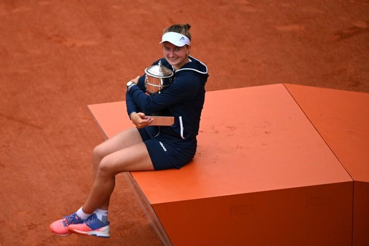 Prancis Terbuka 2021: Barbora Krejcikova Jadi Juara Baru di