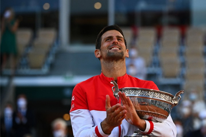 Taklukkan Stefanos Tsitsipas, Novak Djokovic Juara Prancis