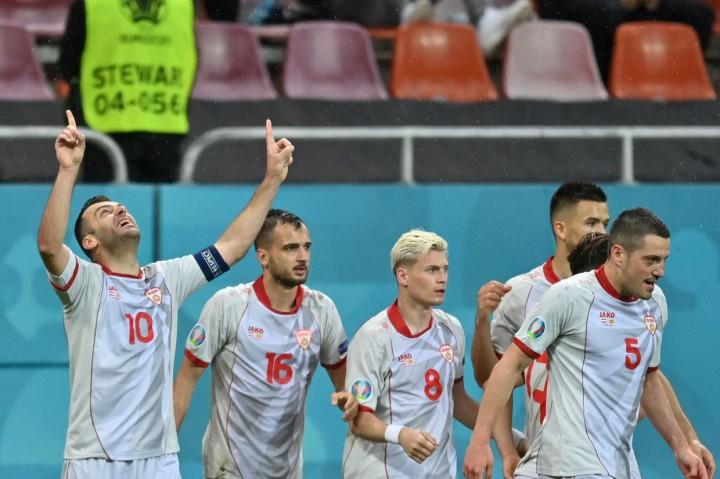 Austria Vs Makedonia Utara: Das Team Menang 3-1