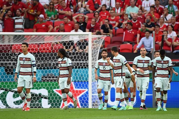 Euro 2020: Ronaldo Bawa Portugal Tekuk Hungaria 3-0