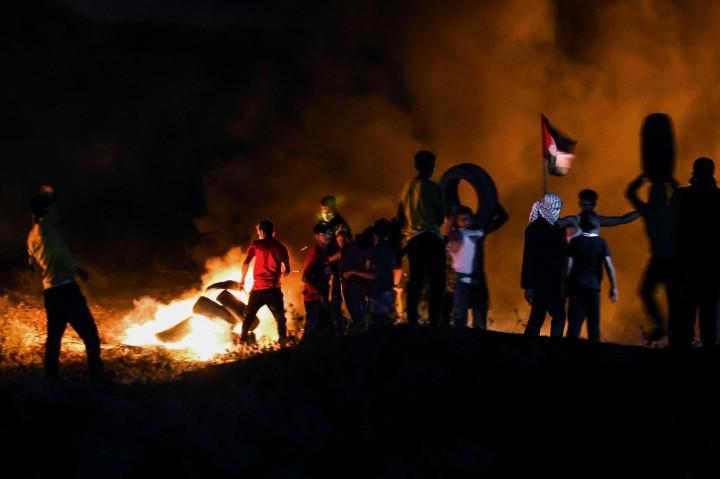 Langgar Gencatan Senjata, Israel Kembali Serang Gaza