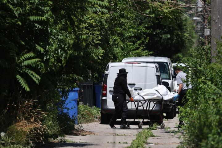 Tragis! 4 Orang Meninggal dalam Penembakan Massal di Chicago, 4