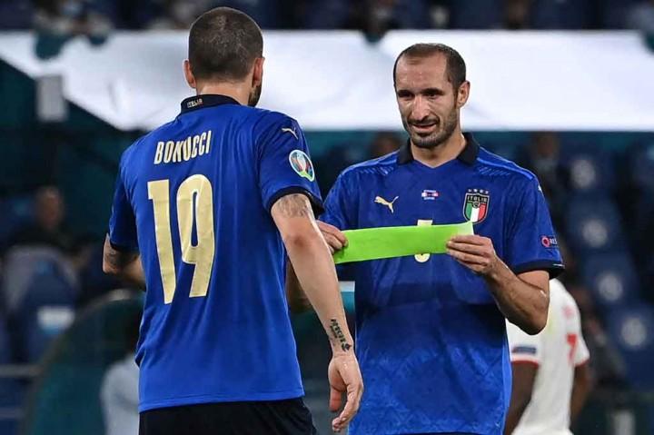 Italia Vs Swiss: Menang 3-0, Gli Azzurri ke Babak 16 Besar Piala
