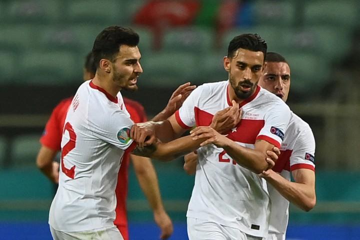 Euro 2020: Menang 3-1 Atas Turki, Swiss Jaga Peluang Lolos