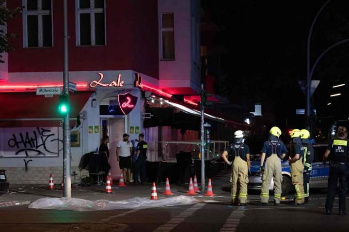 Dor! Penembakan Terjadi di Bar Berlin, Empat Orang Terluka