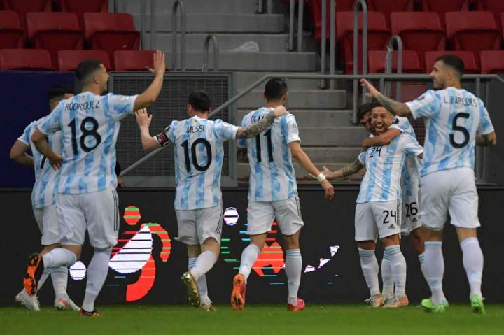 3 Berita Terpopuler Foto: Argentina Tundukkan Paraguay hingga