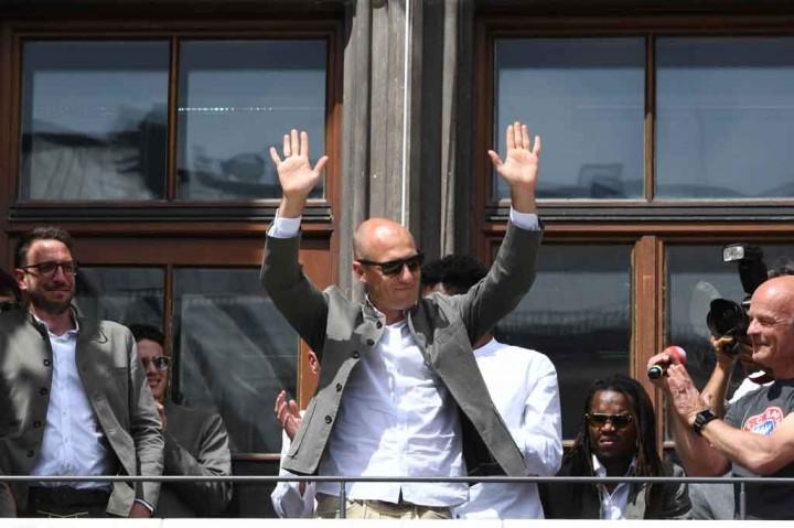 Arjen Robben Umumkan Gantung Sepatu (Lagi)