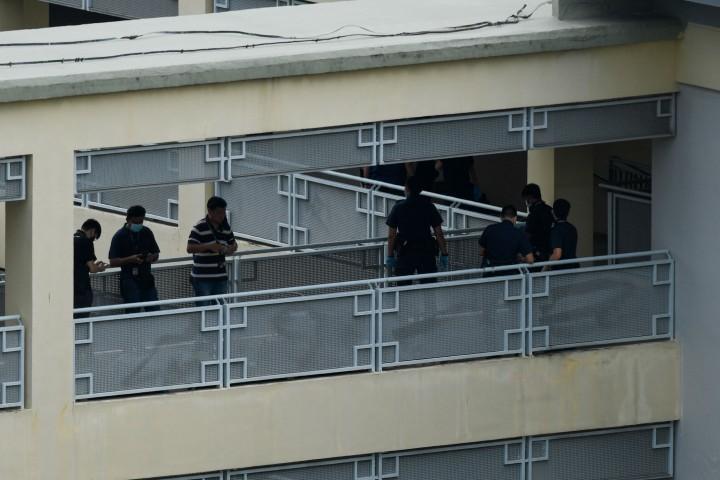 Pembunuhan Bocah 13 Tahun di Sekolah Menengah Singapura, Siswa