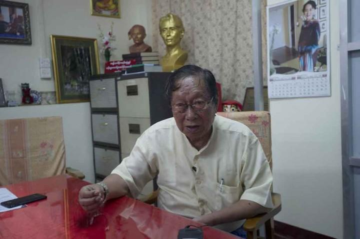 Tertular Covid-19 di Penjara, Orang Kepercayaan Suu Kyi