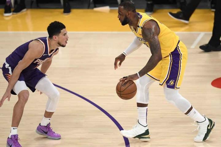 LeBron James jadi Pebasket NBA Terkaya Sedunia