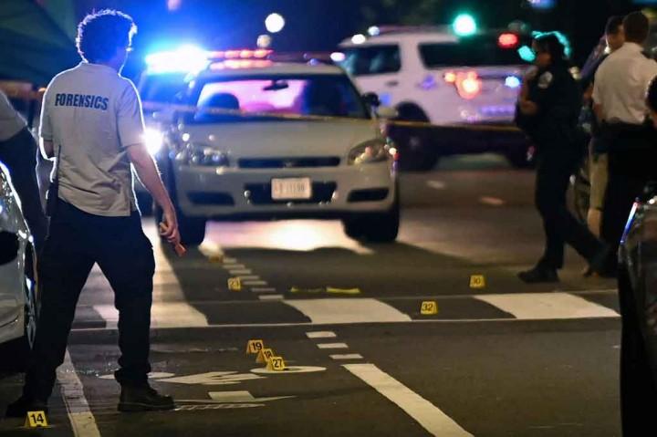 Ngeri! Penembakan Membabi-buta Terjadi di Washington DC