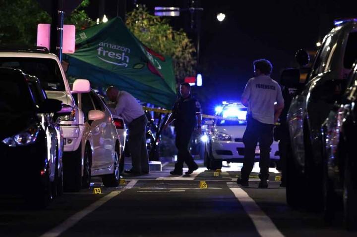 3 Foto Terpopuler: Penembakan di Washington DC hingga Dialog