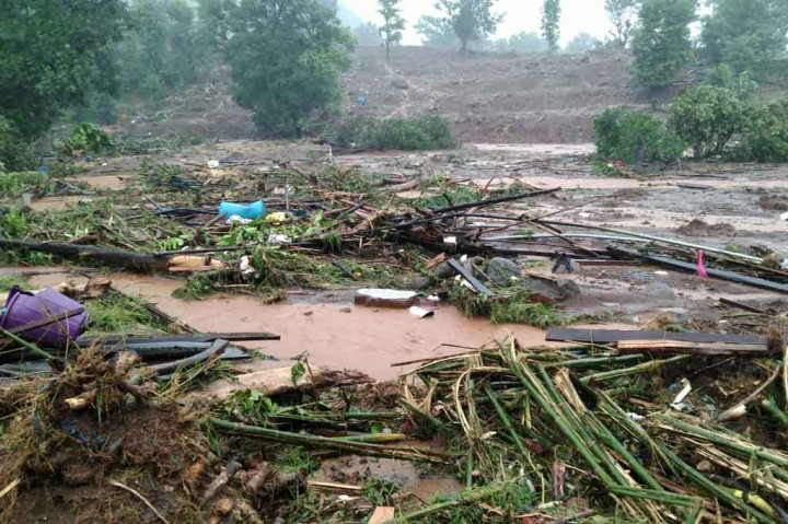 Duh, 125 Orang Meninggal akibat Banjir dan Longsor di India