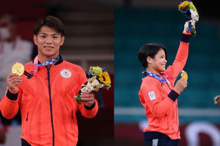 3 Foto Terpopuler: Kakak-Adik Raih Emas Olimpiade hingga
