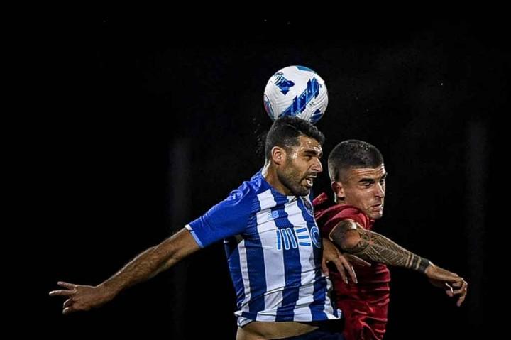 Laga Uji Coba: Porto Vs AS Roma Berakhir Imbang 1-1