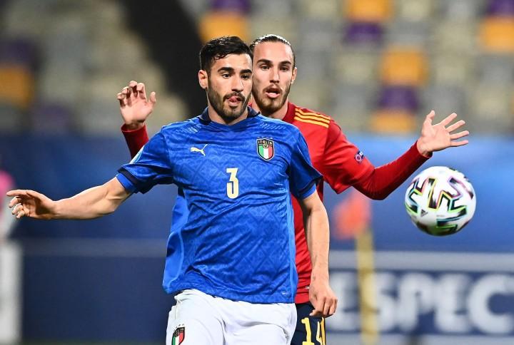 Juventus Lepas Gianluca Frabotta ke Hellas Verona