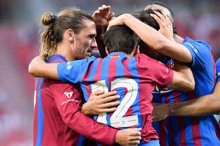 Laga Uji Coba: Barcelona Lumat Stuttgart 3-0