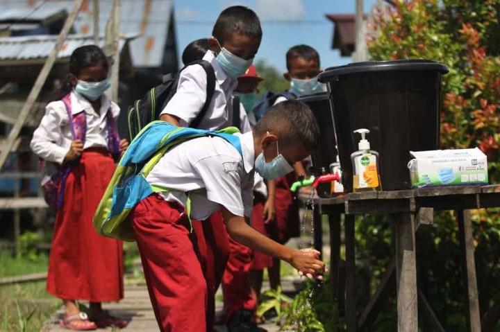 Potret Pembelajaran Tatap Muka di Wilayah Terpencil