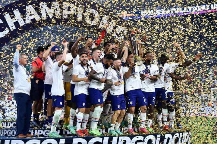 Tekuk Meksiko 1-0, Timnas AS Juara Concacaf Gold Cup 2021