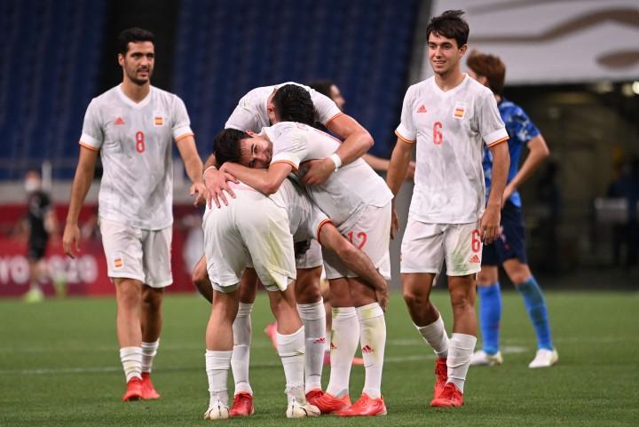 Spanyol Tantang Brasil di Final Sepakbola Olimpiade Tokyo