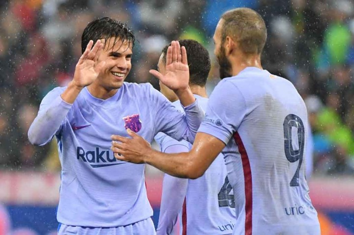 Laga Uji Coba: Barcelona Takluk dari Tim Austria Salzburg