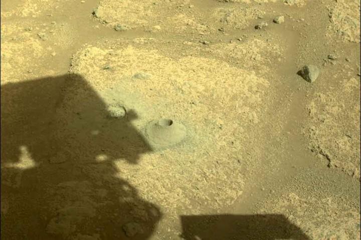 Perseverance Mulai Kumpulkan Batuan Mars