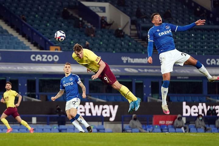 Everton Vs Burnley: Bangkit dari Ketertinggalan, The Toffes