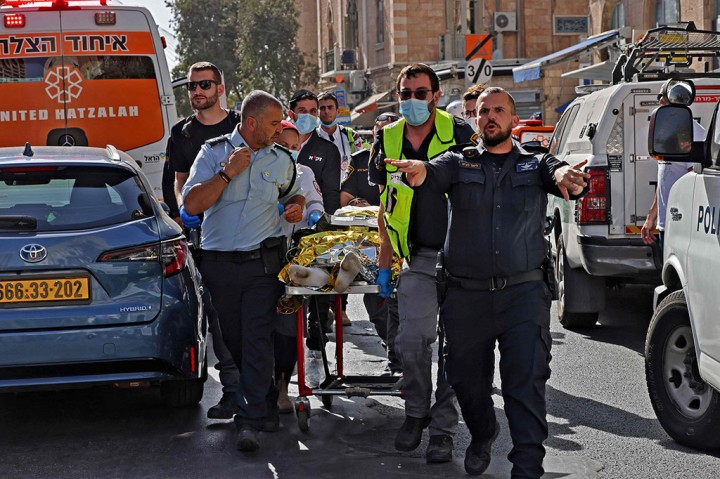 Tusuk Dua Warga Israel, Pria Palestina Ditembak Polisi