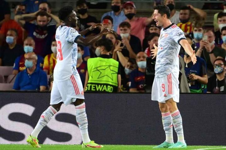 Barcelona Vs Muenchen: Blaugrana Tumbang di Camp Nou