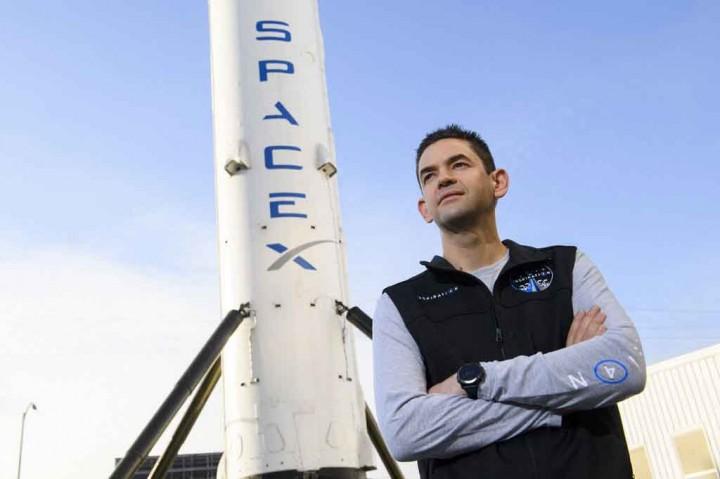 Turis Pertama SpaceX Bersiap Lakukan Perjalanan ke Luar Angkasa