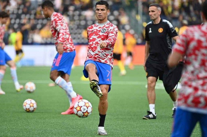 Ronaldo Meng-'KO' Steward di Laga MU Kontra Young Boys