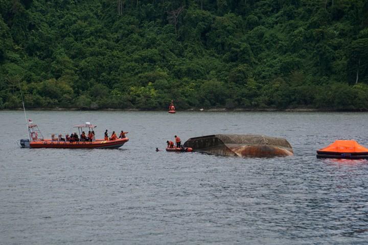 Kapal Pengayoman IV Tenggelam di Nusakambangan, 2 Orang Meninggal