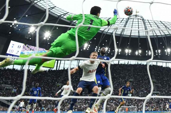 Liga Inggris: Chelsea Lumat Tottenham 3-0