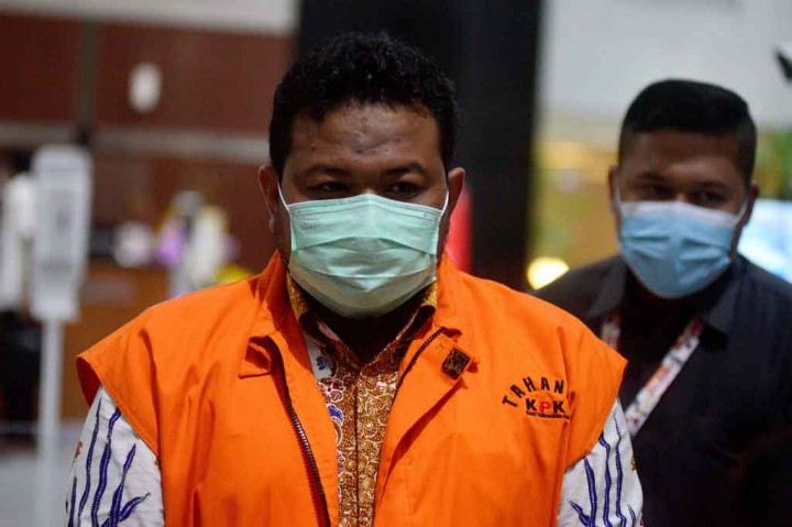 Suap Penyidik KPK, Wali Kota Nonaktif Tanjungbalai Divonis Dua