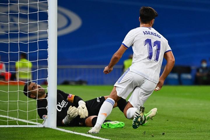 Real Madrid Vs Mallorca: Asensio Hattrick, Los Blancos Menang